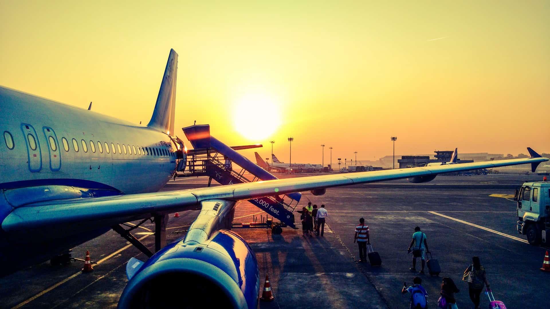 Guten Flug: Fernreisen mit Diabetes