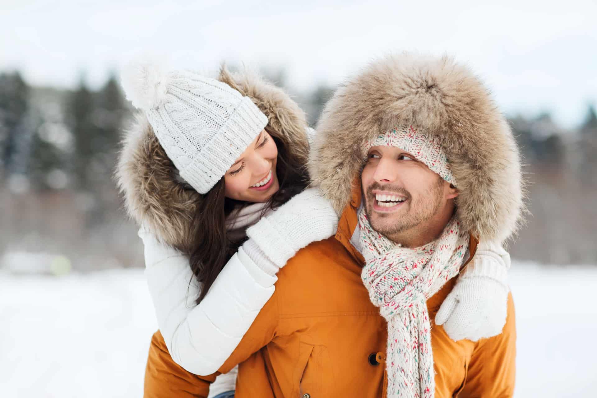 Schön warm und in Bewegung halten – Gut gelaunt durch die kalte Jahreszeit